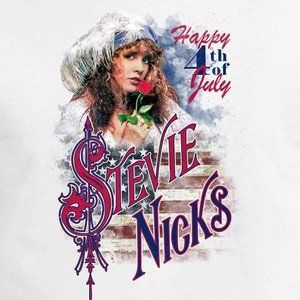 Stevie Nicks Shirts July 4th Independence Day S-3X